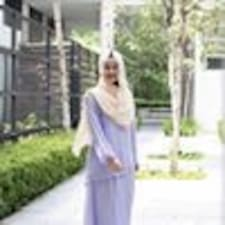 Nadiah Al Hasyir User Profile