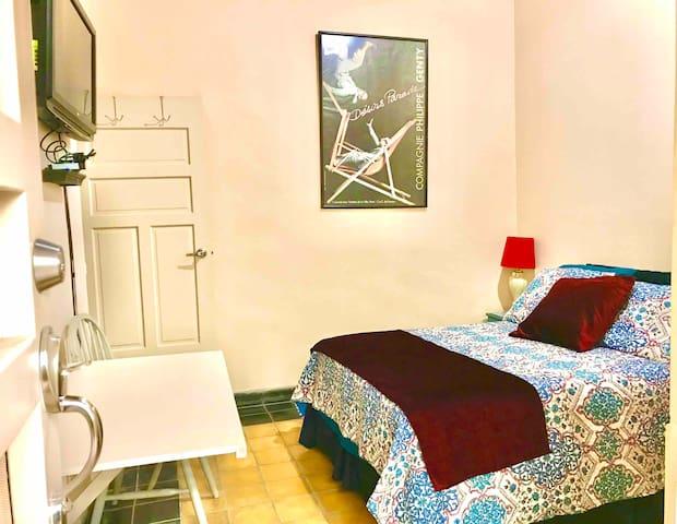 Homey room 3 en el Museo La Casa de los Títeres