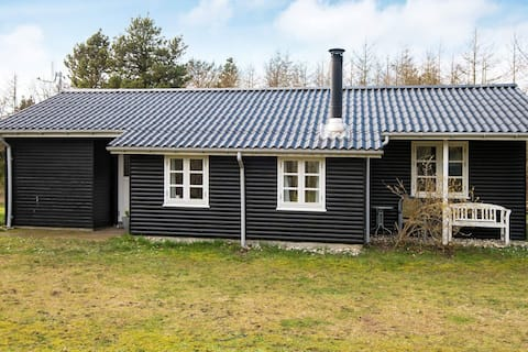 Attractive Holiday Home in Skjern near Terrace