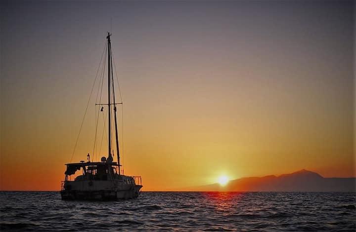 Albatros Sailing Catamaran