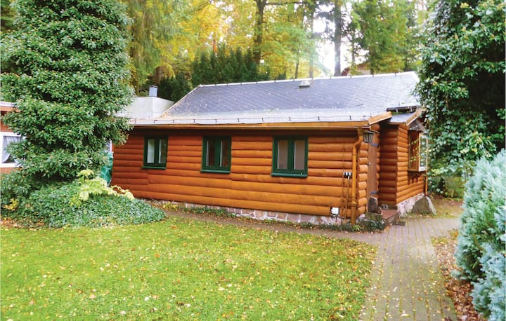Holiday cottage with 1 bedroom on 53m² in Crinitzberg