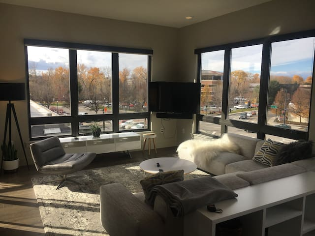 Brand New. High-End Downtown Boise Condo
