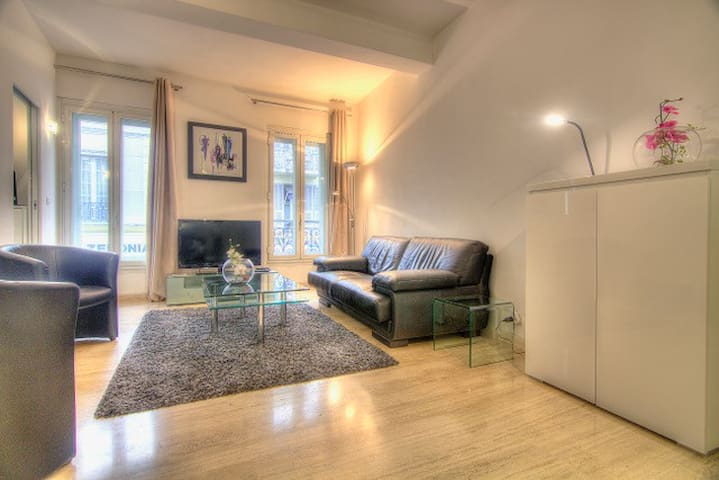 Appartement  28 rue d'Antibes 110m2  park possible