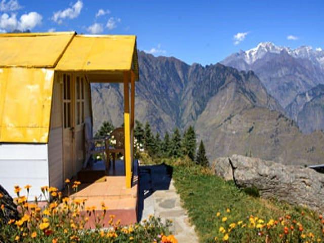 Alpine Huts
