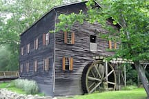 Gristmill 1 mile down the road