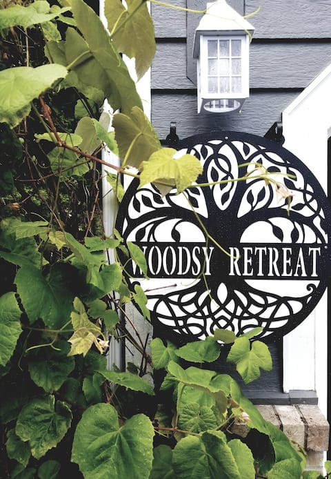 Woodsy Retreat