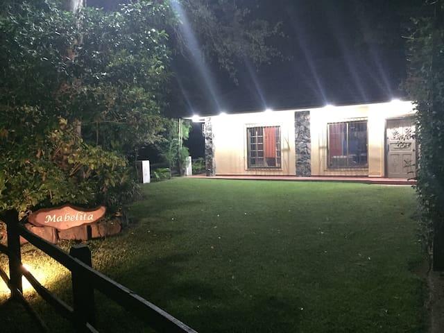 Mabelita - San Bernardino Country Club