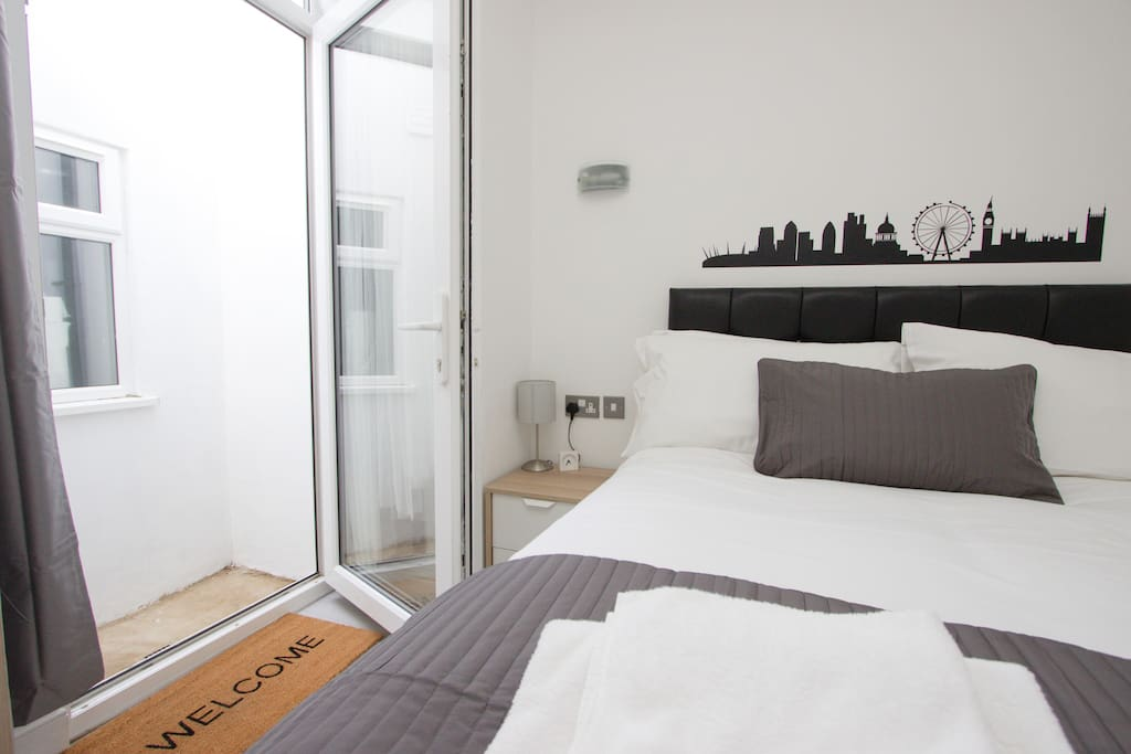 Double Room With Small Patio