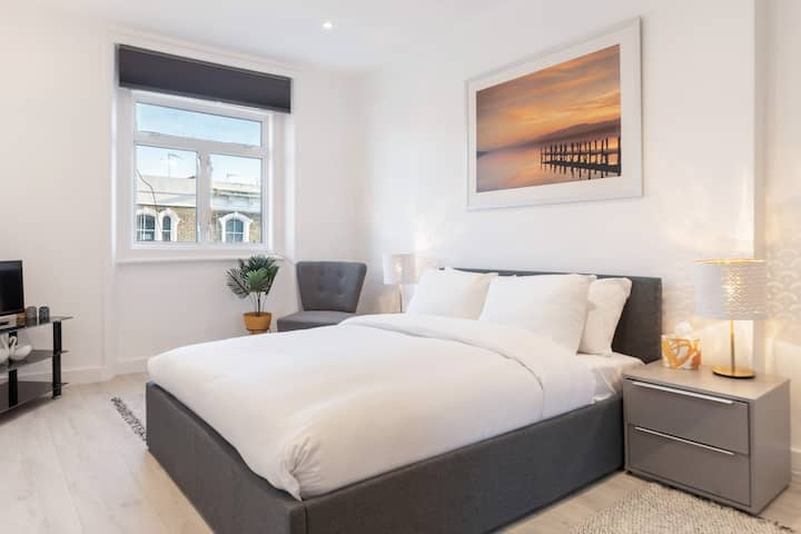 Elegant 1-bedroom In Notting Hill