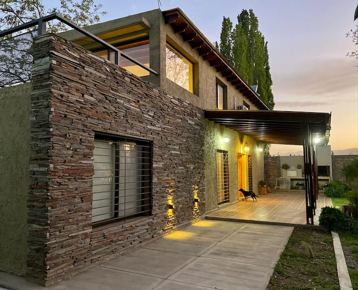 Lagar de Uco maravillosa Casa de Campo en Altamira