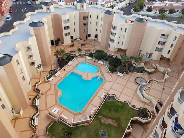Apartamento mar y montaña Tenerife - Puertito de los Silos