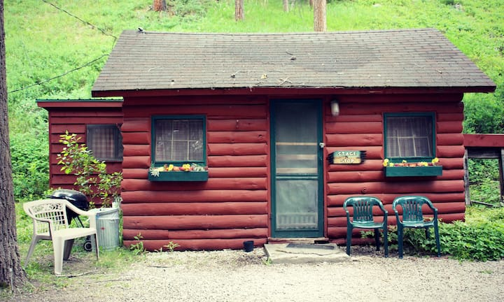 Stagestop at Wickiup Cabins