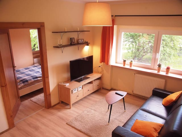 Wroclaw 42m2 - quiet near the center - Вроцлав - Квартира