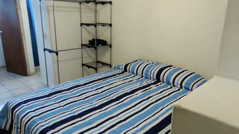 Excelente habitación con baño privado