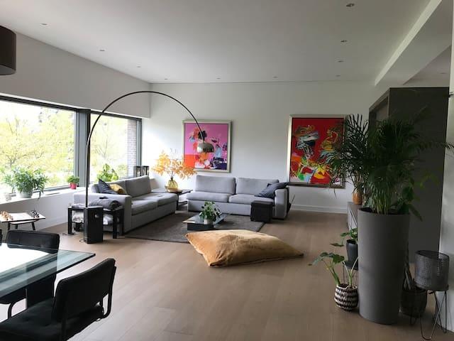 Prachtige loft in Rotterdam