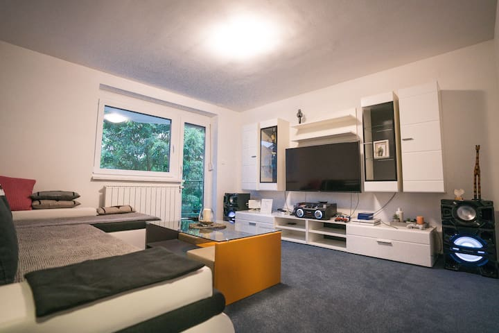 Spacious apartment suitable for everyone :)