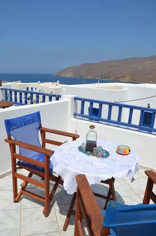 Fotini Room 2 Amorgos - Aegiali