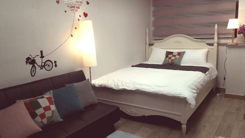 seoul station 3min cozy house - Yongsan-gu - Apartment