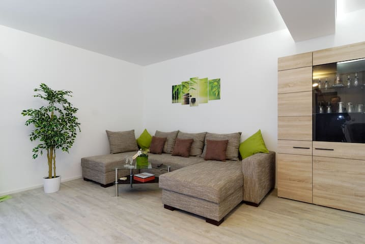 Luxusapartment für 1-6 Gäste - Berlijn - Appartement