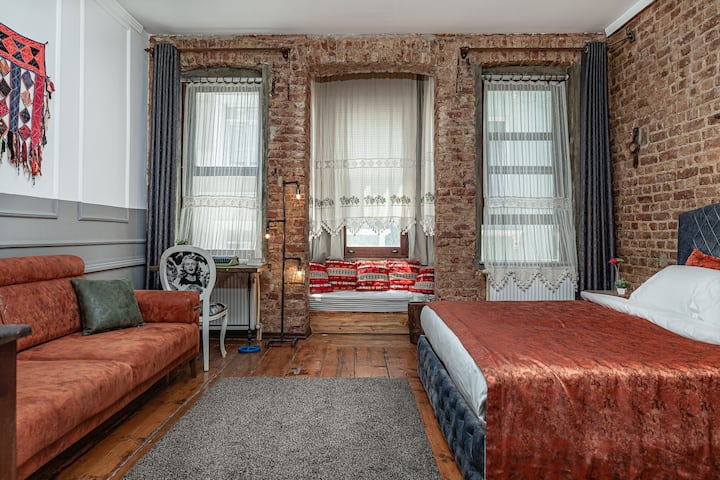 Historical Apartment Near to Galata Tower