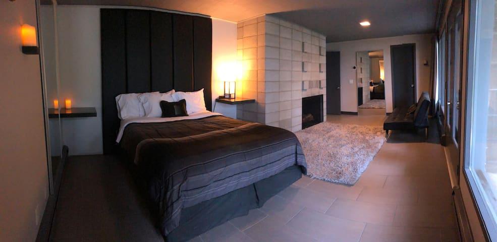 Master Bedroom Beautiful view
