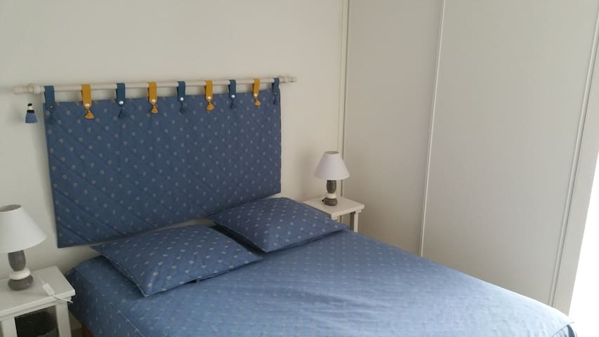 Appartement rez de chaussée - St Philibert (56) - Saint-Philibert - Apartamento
