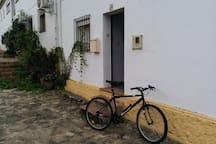 ¡Gran facilidad para usar la bicicleta!