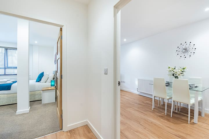 Stunning City Centre Apt Close to all attractions