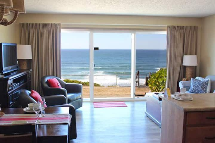 Oceanfront 1st Floor Suite - Ocean Terrace #3