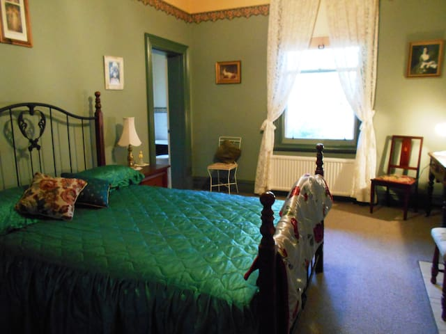The Master Suite at Tara House