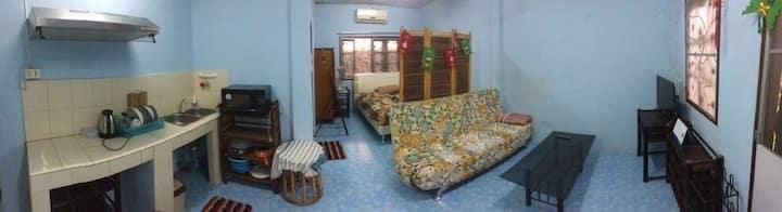 A studio apartment at Phaxai Village