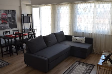 City Center, 2-4 guests, free wifi - Çanakkale Merkez  - Apartment