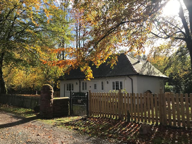 NEW LISTING! Charming cottage, wood burning stove.