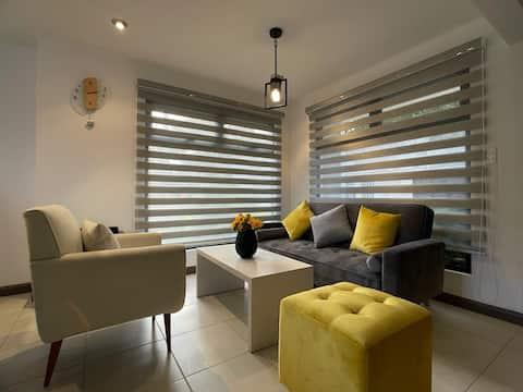 Casa moderna tipo apartamento con Jacuzzi Privado
