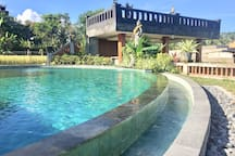 New Luxury 4bedroom!!villa,Bar&pool,Breakfast,Ubud