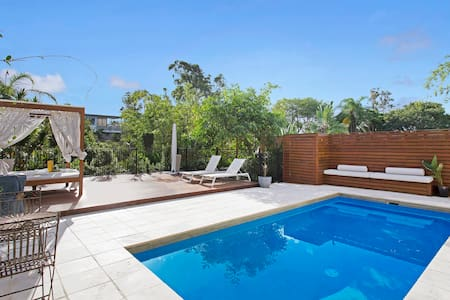 Inner City Luxury Retreat & Spa | BRISBANE HOUSE