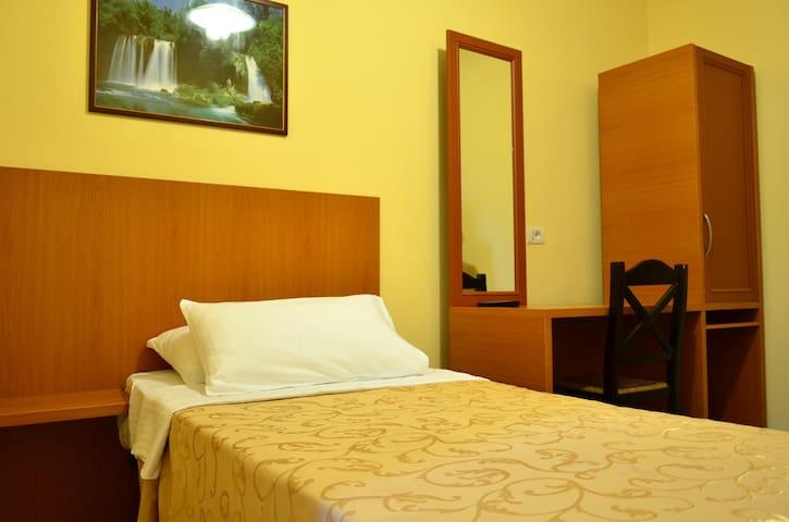Hotel Nobel Tirana - Economy Single Room
