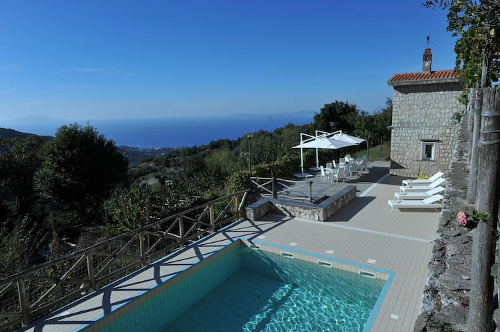 Sumptuous Sorrento Villa with Pool - Sorrento - Holiday home