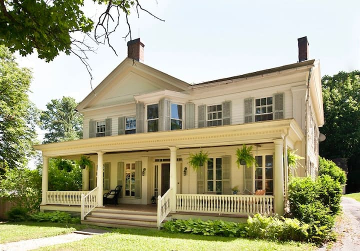 Gather Family and Friends at this Berkshire House