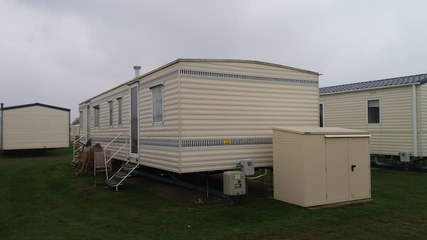 3 bedroom caravan at Romney Sands - Greatstone - Casa de férias