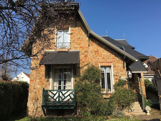 Villa La Chaumière - Cormeilles-en-Parisis