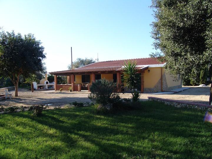 Villetta di campagna ad Alghero parte piccola