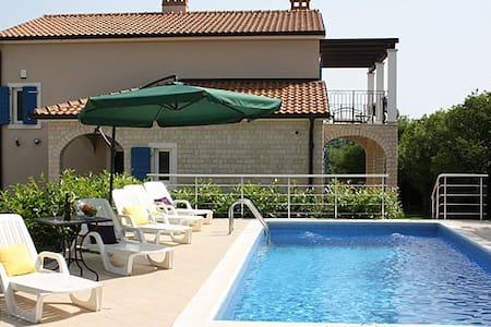 Villa near the sea - Labin - Vila