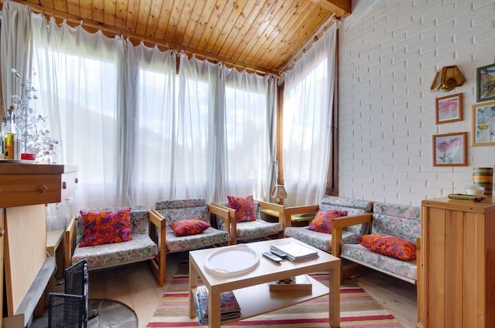 SKI & WELFARE DOLOMITES VAL DI SOLE - Dimaro - Apartamento