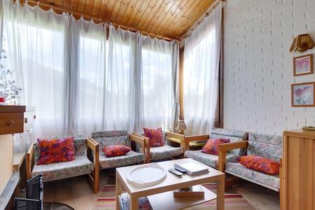 SKI & WELFARE DOLOMITES VAL DI SOLE - Dimaro - Appartement