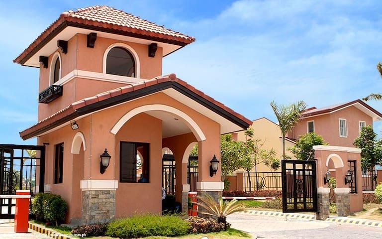 Nuvali House for Rent @ Camella Dos Rios
