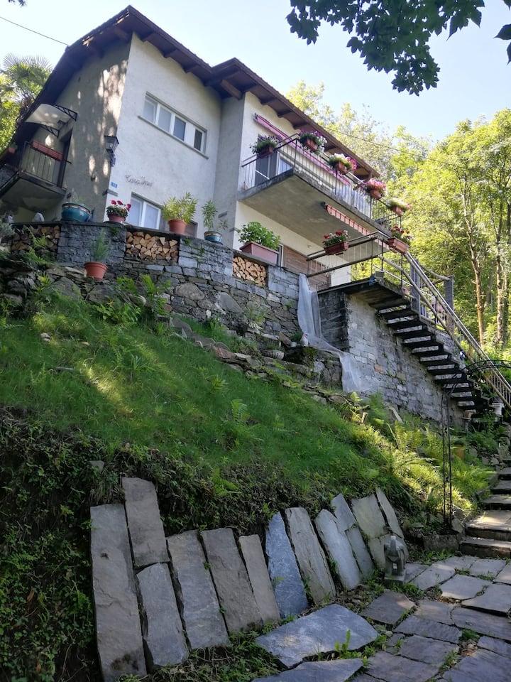 Casa Ines Ganzes Haus zum  Mieten  mit 2 Wohnungen