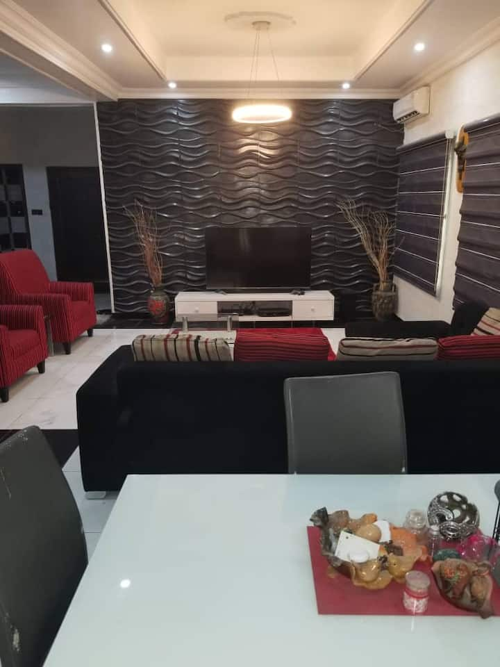 A 3 bedroom duplex at Lekki gardens  estate ph 2
