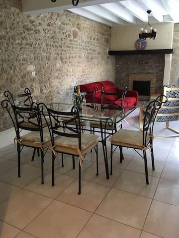Le gîte des champenois proche Reims