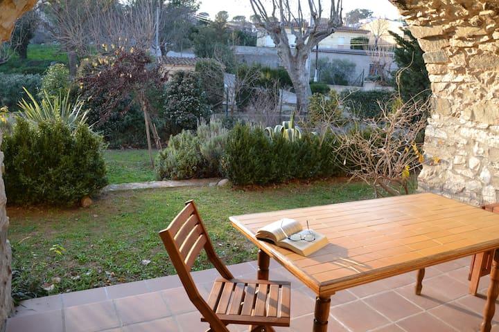 Can Gener (Alt Empordà, Girona Costa Brava Norte) - Capmany - Huis